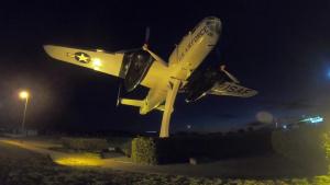B-25 Sunrise Timelapse