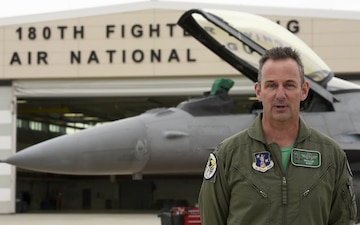180FW Commander Thanks Veterans and Their Families