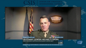 Joint Artificial Intelligence Center Director Discusses Artificial Intelligence and the Military