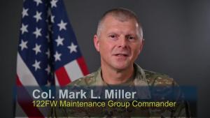 Maintenance Group Commander's Call