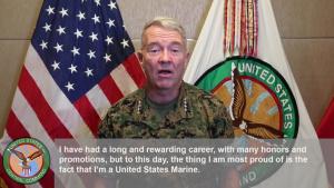 USCENTCOM wishes the U.S. Marine Corps a happy 245th birthday