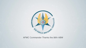 AFMC Commander Thanks 88th Air Base Wing