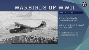 Warbirds of World War II - PBY Catalina