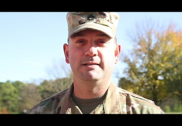 1st Theater Sustainment Command Veterans Day Video 2020