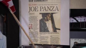 Retired Colonel Joe Panza