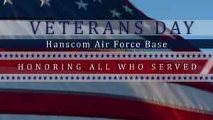 Veterans Day Hanscom Salute