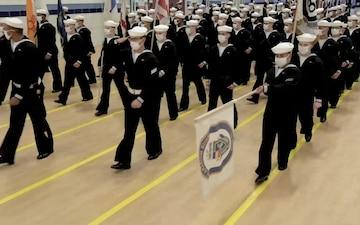 Navy Recruit Training Command Graduation Nov. 13, 2020