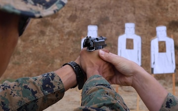 Competition-In-Arms: Pendleton hosts marksmanship competition