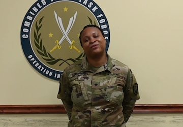 SPC Tiffany Etheredge Thanksgiving Shout-out