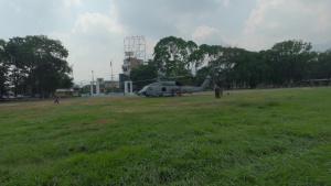 MH-60R Seahawk Honduras B-Roll