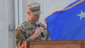 380th AEW Veterans Day Ceremony