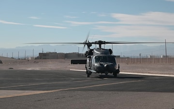 66th RQS returns from rescue