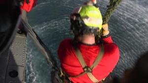563rd RQG Maritime Training