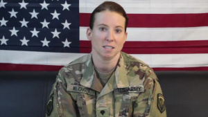 SPC Melissa Melicharek - Thanksgiving Greeting