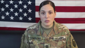 CPT Stephanie Campagna - Thanksgiving Greeting