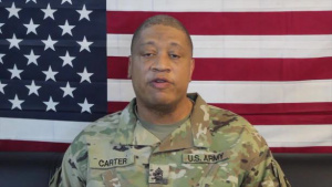 SGM Troy Carter - Thanksgiving Greeting