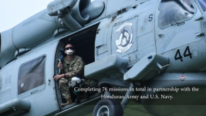 JTF-Bravo Hurricane Eta Honduras Operations