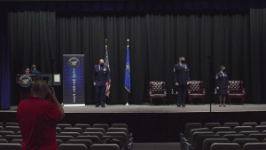 Community College of the Air Force Graduation