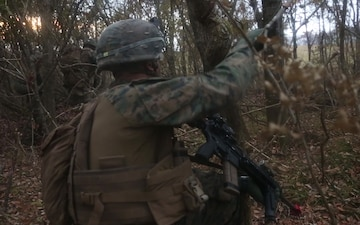 U.S. Marines conduct force on force operations during Fuji Viper 21.1