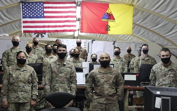 2ABCT Tactical Operation Center Army-Navy spirit video