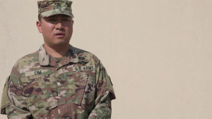 Sgt. Lim Holiday Shoutout