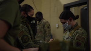 Moody AFB receives female body armor