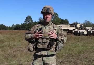 3rd Infantry Division Soldier shout-out to the University of Cincinnati Bearcats
