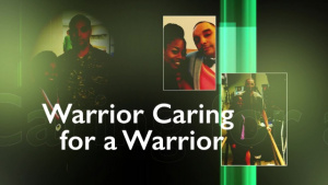 A Warrior Caring for a Warrior