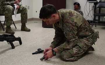 82nd Airborne Division Best Medic Competition 2020 Day 2