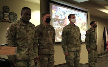 82nd Airborne Division Best Medic Competition 2020 Day 3