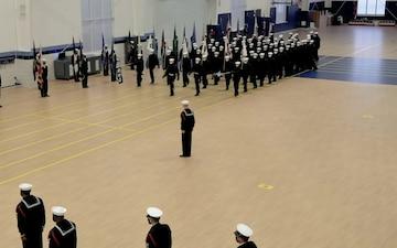 Navy Recruit Training Command Graduation Nov. 25, 2020