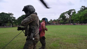 JTF-Bravo rescues 53 Hondurans