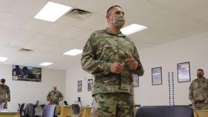 B-Roll: Task Force Center Thanksgiving Activities in North Dakota