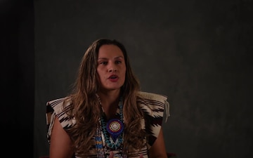 Native American Heritage with Major Yazzie