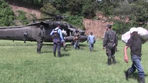 B-Roll 1-228th Aviation Regiment Transports Humanitarian Aid