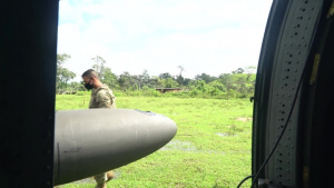 JTF-Bravo continues aerial deliveries in response to Hurricane Iota