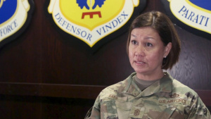 Interview with Chief Master Sergeant of the Air Force JoAnne S. Bass