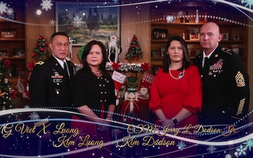 Seasons Greetings from United States Army Japan