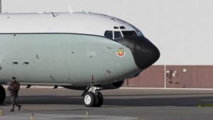 WC-135 Constant Phoenix Final Flight