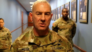 U.S. Army Central talks Army People Strategy