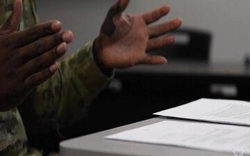 This Is Test - Episode 9 - Erika Guzman - Airman Leadership School