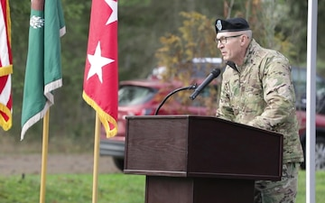 Sgt. Alexander Jabin, 1st SFG (A), is awarded the Soldier's Medal