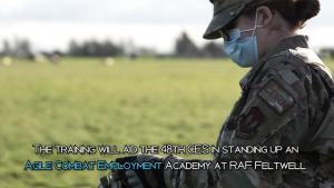 M18 Smoke Grenade Training