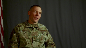 December 2020 Talking Points: Chief Master Sgt. Dan McNeil