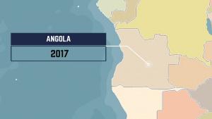 20th Anniversary of the International Health Specialist Program: Angola