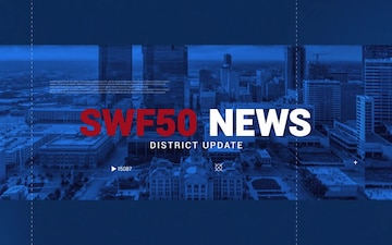U.S. Army Corps of Engineers SWF50 News District Update - October 2020
