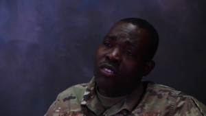 One Force, Many Origins: A1C Michael Akpeleasi