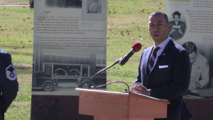 Livestream of Rosa Parks monument ceremony at Maxwell Air Force Base