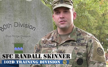 "Sgt. 1st Class Randall Skinner, ""Why I Instruct"""