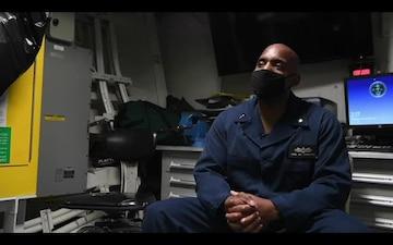 Thanksgiving Aboard USS Sterett (DDG 104)